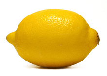 Лимоны обладают бактерицидными свойствами