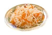 Для квашения используют белокочанную  капусту поздних и средних сортов
