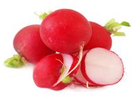 Редис витамины