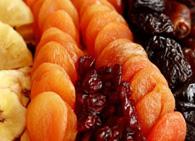Способы сушки плодов