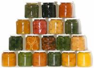 Консервирование овощей и фруктов