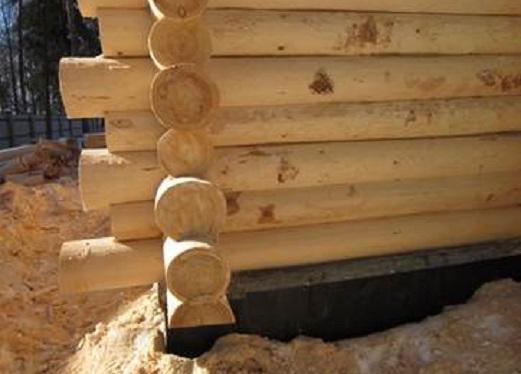Выбор вида строительного материала из дерева