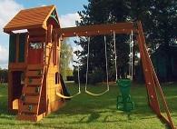бенности возведения детской площадки