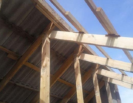 Как сделать пристройка к крыши