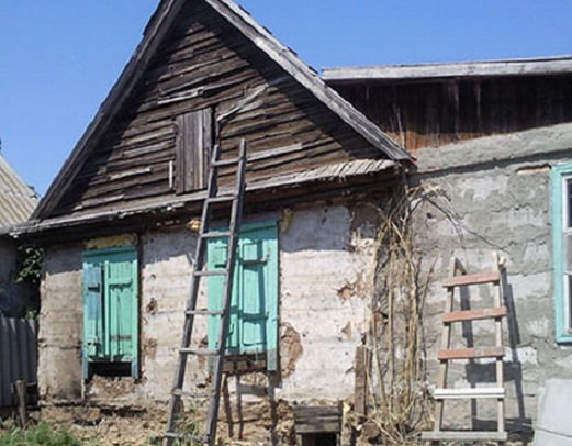 Построил кирпичный дом своими руками фото