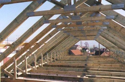 Как построить крышу дома своими руками8