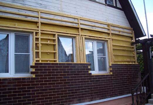 Материалы для фасадной отделки