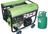 Выбрать газовый генератор для дома
