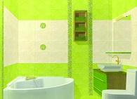 Какую плитку выбрать пр отделке ванной комнаты
