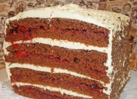 shokoladnyj-tort-s-kofe-i-vishnej