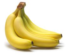 Бананами также называют плоды этих растений, употребляемые в пищу