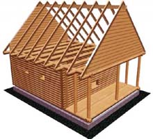 Крыша – так же как и фундамент - один из важнейших элементов дома