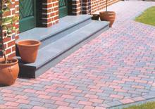 Тротуарная плитка является хорошей возможностью проявить свой вкус, сформировать географию своего участка.