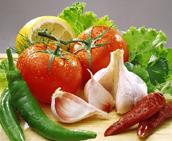 Азотистые вещества встречаются в плодах и овощах