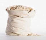 Мука-продукт,получаемый измельчением