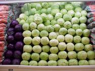 Для хранения капусты, хранилища оборудуют стеллажами в 1-2,а иногда в 3-4 яруса