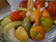 Получение продуктов квашения и соления основано на консервирующем действии молочной кислоты