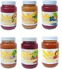 Плодово-ягодные соки  вырабатываются  натуральные и с сахаром
