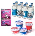 Ацидофильное молоко  вырабатывают путем сквашивания его закваской