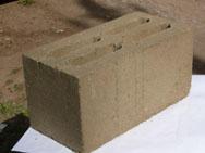 Недостатки бетонных блоков