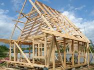 деревянные каркасные дома технология