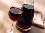 Сухое красное вино