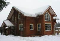 Русский стиль деревянные дома