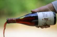 Ели болезнь началась - следует  вино  пастеризовать
