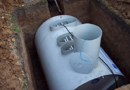 Как построить канализацию частного дома?