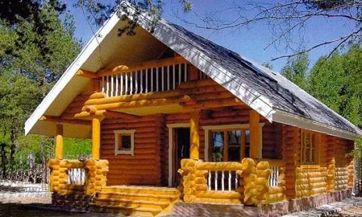 Как построить гостевой дом с баней