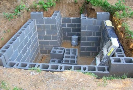 Зачастую ширину и длину погреба выбирают 2.3 на 2.5 м. соответстенно