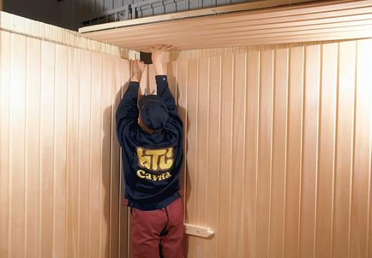 Как построить сауну в доме?