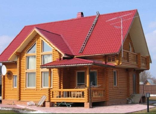 Как сделать финский дом