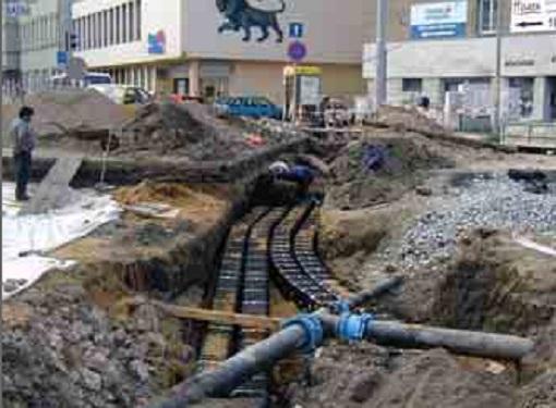 Строительство кабельной канализации