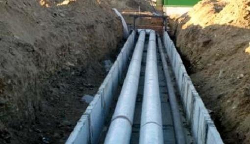 Проведение ремонта наружной канализационной системы