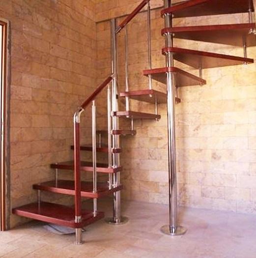 Постройка лестницы на второй этаж