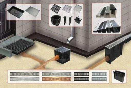 После составления проекта можно определить необходимое количество материалов