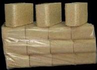 Что из себя представляют древесные брикеты (евродрова)