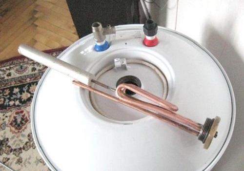 Электрический водонагреватель (бойлер)