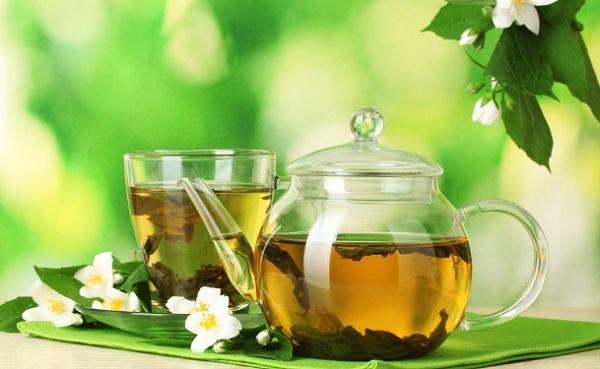 Количество калорий в зеленом чае — Сайт о похудении