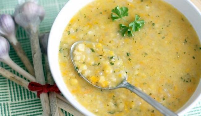 Как правильно добавлять соду в гороховый суп