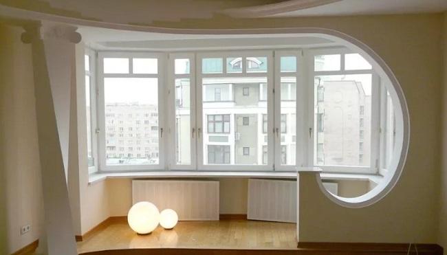 Балкон - жилая площадь