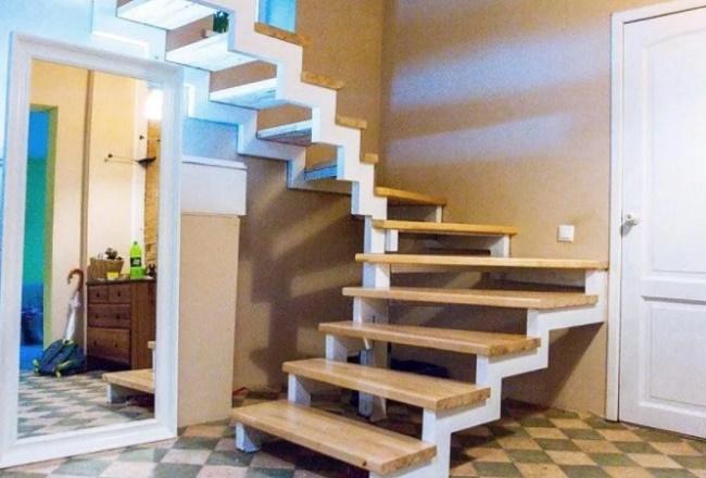 Что такое косоуры для лестниц?