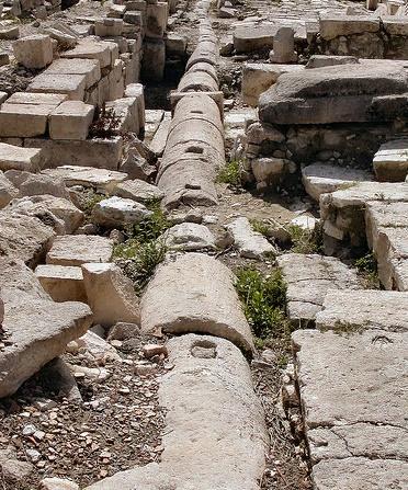 История зарождения систем водоснабжения