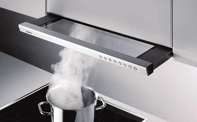 Как рассчитать мощность вытяжки на кухню?