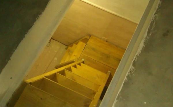 Как самостоятельно сделать лестницу в подвал и погреб?