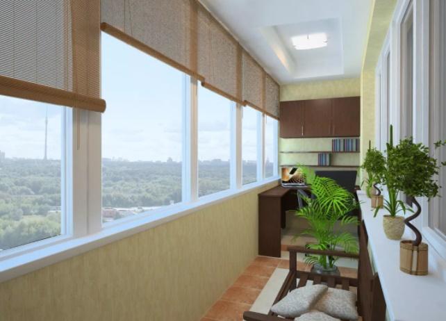 Вариантная планировка квартир