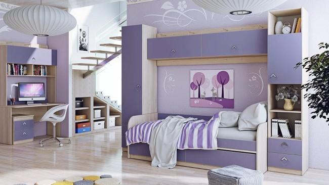 Мебель в квартире - гарнитуры и наборы