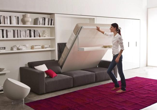 Трансформирующие диваны и кресла