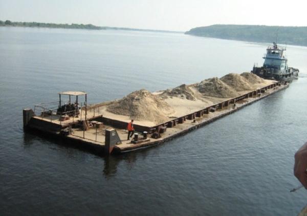 Чем отличается морской песок от речного?
